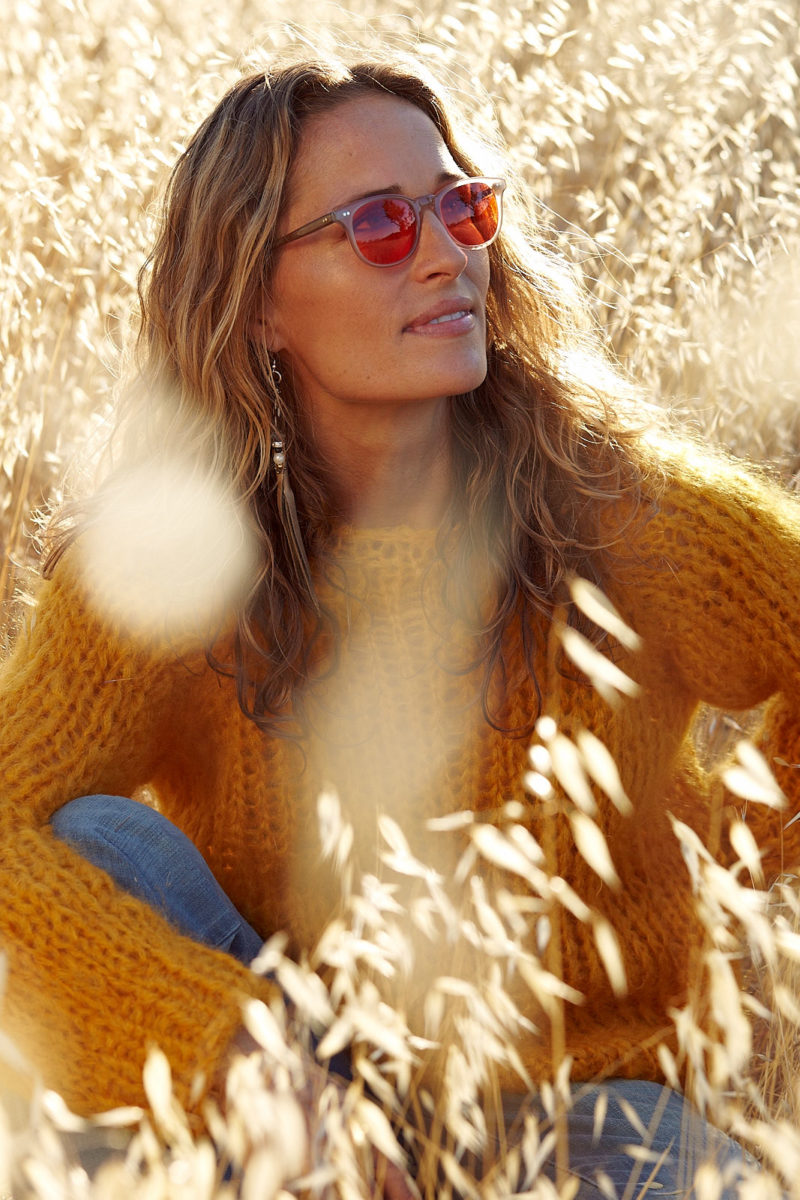 brigitte women, magazin, editorial, autumn, sunglasses, outdoor, ibiza, portrait, outdoor, photographer, sandra mira
