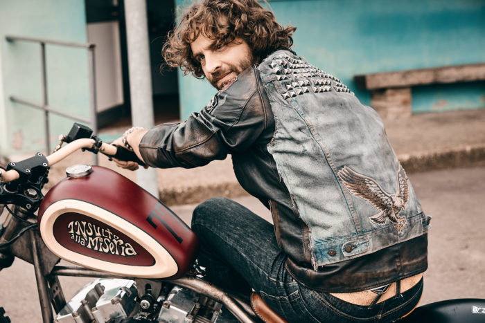 motorcycle, fashion, menstyle, italy, outdoor, location, sandra mira, fashion photography, lifestyle, on the road, life more now