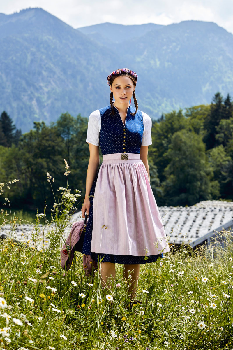 fashion, outdoor, location, mountain, model, women, sandra mira, fashion photographer, munich, germany, hse24, dirndl, tracht, bayern, bavaria